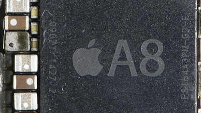 Das A8-SoC des iPhone 6