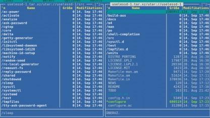 Uselessd will den Umfang der Linux-Startumgebung Systemd so weit wie möglich reduzieren.