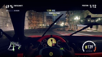 Regenrennen in Forza Horizon 2