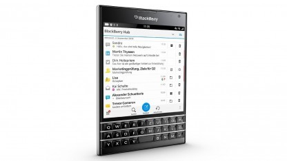 Das neue Blackberry Passport