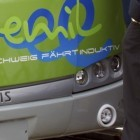 Bombardier Primove: Braunschweig bekommt lange Induktionsbusse