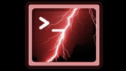 Inzwischen sind verschiedene Logos für Shellshock im Umlauf.