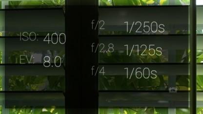 Light Meter soll einfachen Belichtungsmesser ersetzen