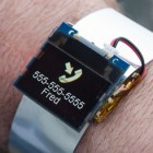Tinyscreen: Minidisplay für Wearables
