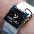 Tinyscreen: Minidisplay für Wearables
