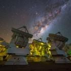 Leben im All: Teleskop Alma findet komplexe Moleküle im All