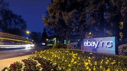 Konzernsitz von Ebay