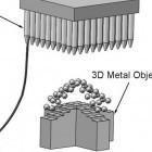 Niedriger Schmelzpunkt: 3D-Drucken mit metallischer Tinte
