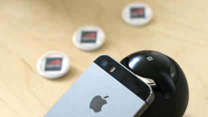 Der NFC-Chip moderner iPhones wird für reine NFC-Kommunikation eigentlich nicht genutzt.
