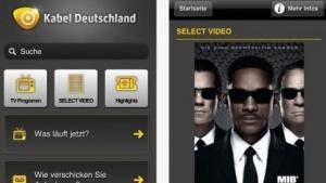 Die Programm-Manager-App von Kabel Deutschland hat eine schwere Sicherheitslücke.