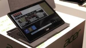 Das Acer Aspire R13 auf der Ifa 2014