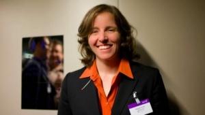 Megan Smith war zuletzt Vice President von Google[x].