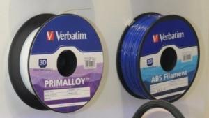 Verbatim will bald Primalloy als Material anbieten.