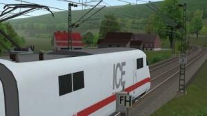 Mit Zusi 3 ist ein professioneller Bahnsimulator in Entwicklung.