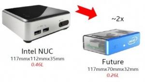 Intels neuer, kleinerer Formfaktor