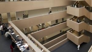 Die Universitäts- und Landesbibliothek der TU Darmstadt