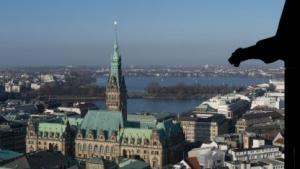 Rathaus, Sitz der Hamburgischen Bürgerschaft: am weitesten reichendes Transparenzgesetz