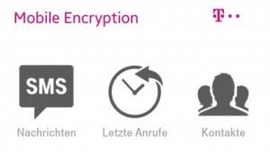 Die Mobile Encryption App der Telekom bietet verschlüsselte End-to-End-Telefonie.