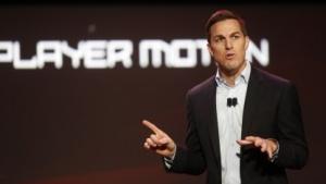 Andrew Wilson, Chef von Electronic Arts