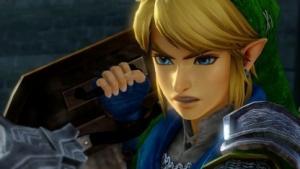 Link in Hyrule Warriors