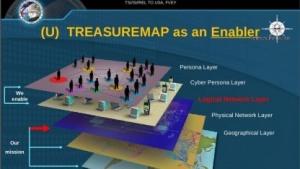 Mit Treasure Map will die NSA bestimmte IP-Adressen auch Personen zuordnen.