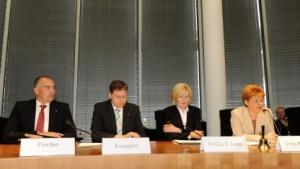 Der Internetausschuss des Bundestags soll die Digitale Agenda koordinieren.