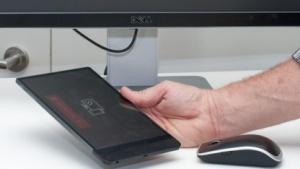 Dells neues Venue 8 7000 unterstützt Dell Cast.