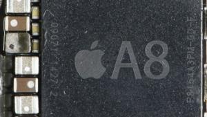 Das A8-SoC des iPhone 6