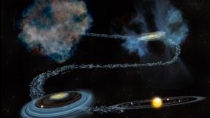 Astronomie: Wasser auf fernen Welten