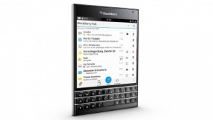 Das neue Blackberry Passport