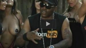 Pornhub und der Rapper Coolio arbeiten bereits zusammen.