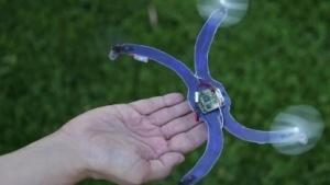 Nixie - die Drohne, die ein Armband ist.