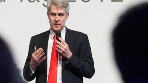 Ingo Hofacker auf dem Cloud Tag 2012
