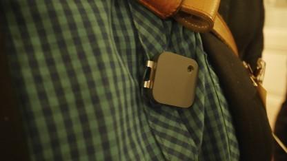Eine Lifelogging-Kamera