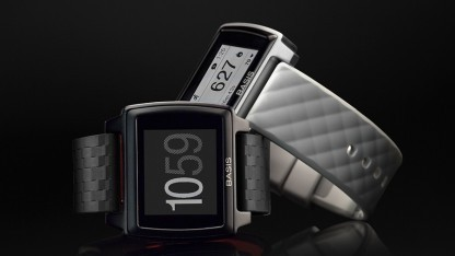 Die Peak-Smartwatch
