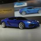 Asterion LPI 910-4: Lamborghini stellt ersten Hybridsportwagen vor