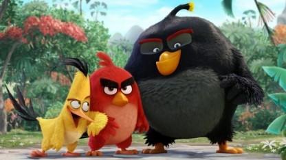 Bild aus dem kommenden Angry-Birds-Kinofilm