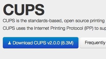 Die neue Version von Cups arbeitet nicht mehr mit OpenSSL.