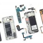 Teardown Galaxy Alpha: Ohne Display-Ausbau geht fast nichts