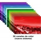 Bildsensor: Chip sieht mehr Farben als das menschliche Auge