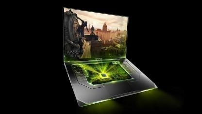 Geforce GTX 900M vorgestellt