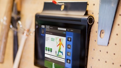 Yoga Tablet 2 mit langer Akkulaufzeit