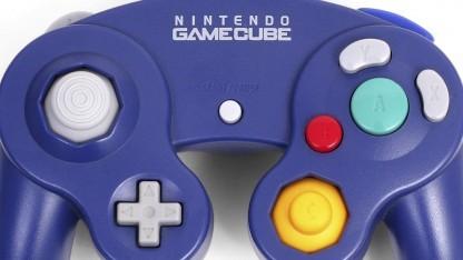 Controller des Nintendo Gamecubes
