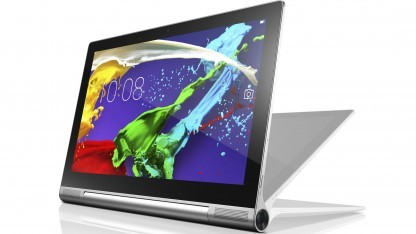 Yoga Tablet 2 Pro mit eingebautem Projektor