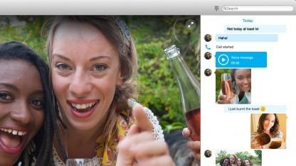 Skype 7 für OS X