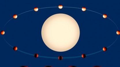 Exoplanet Wasp-43b: 19 Stunden sind ein Jahr