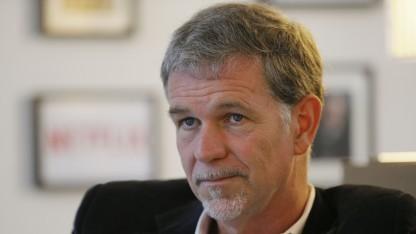 Reed Hastings, Gründer und CEO von Netflix, im September 2014