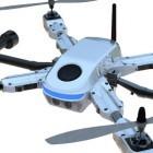 PlexiDrone: Die Unterwegs-Drohne für den Rucksack