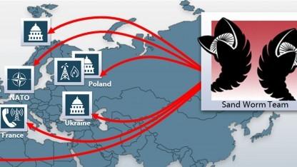 Russische Hacker sollen eine Windows-Sicherheitslücke ausgenutzt haben.