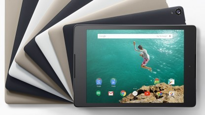 Unter anderem das Nexus 9 ist von dem Problem betroffen.